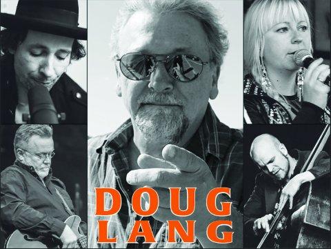 Doug Lang (Canada) med norske musikere