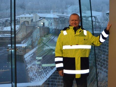 Konsernsjef i Akershus Energi, Eskil Lunde Jensen.