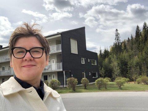 VIL HJELPE: – Jeg ønsker å gi førstegangskjøpere mulighet til å komme seg inn på boligmarkedet, sier Anneli Sande.