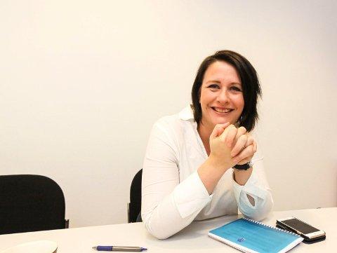 Fikk gjennom nytt forslag: Ap, her ved Therese Thorbjørnsen, og MDG fikk gjennom et nytt forslag om orkstergrav i kulturutvalget sist tirsdag.