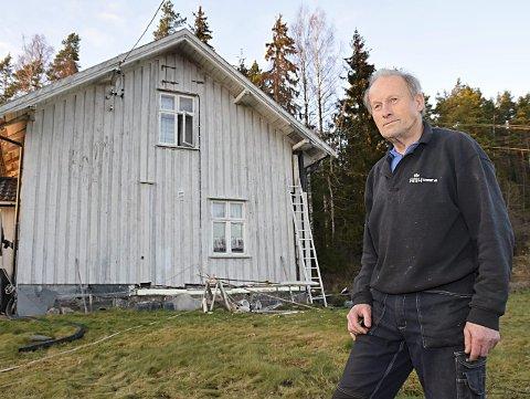 Reagerer: Oddvin Fosse (75) mener han har betalt altfor mye i kommunale avgifter. Kommunen har nå rettet opp i systemet sitt.