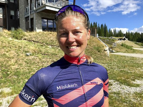 ALLSIDIG OG AKTIV: Askim-kvinne Ingeborg Kristine Lind (27) satser akkurat nå mest på å vinne klassen sin sammenlagt i Birkebeinertrippelen og kapre en pallplass sammenlagt.