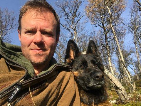 Fredrik Hestetun reagerer på at formannskapet overprøver dei faglege vurderingane som Lærdal bestandsplanområde har gjort. (Foto: Privat)