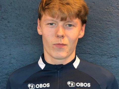 Ivar Øidvin er klar for Staal. Han har spilt for Viking siden 2016.