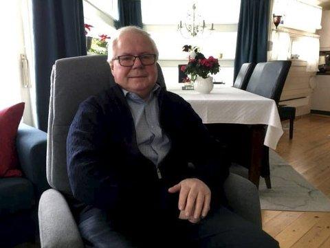 Bjarne Bakken 70 år. (FOTO: Privat)