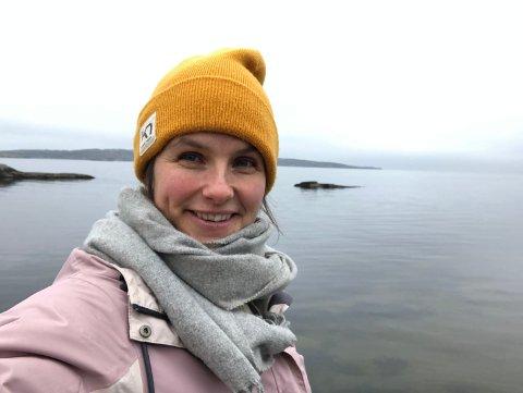 SPENT: FUB-leder Maria Nordvik Sætre håper barn og unge ikke blir rammet av budsjettkutt.