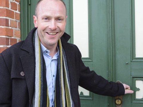 Skal ansette: Avdelingsleder Kjell Rune Løvdal  har 45 søkere å velge mellom. Arkivfoto