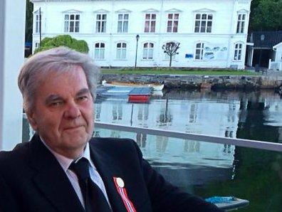 Kjell Hans Dalane jobber for tiden i Risør.