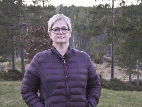 Vil kjøpe skogstykke: Lena Ormshammer Moheim krever odelsløning slik at hun kan få kjøpt et skogstykke som ble solgt ut fra Ormshammer-gården for to år siden. Arkivfoto