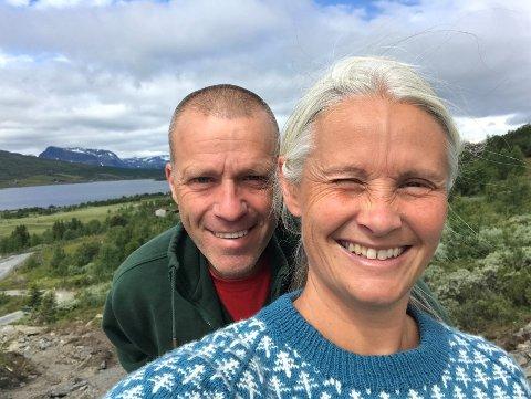 NYE: Leif Håkon Karlsen byrja som dagleg leiar hjå i3 Element i mars. Marianne Riste startar som bilbioteksjef i Vang 1. oktober.