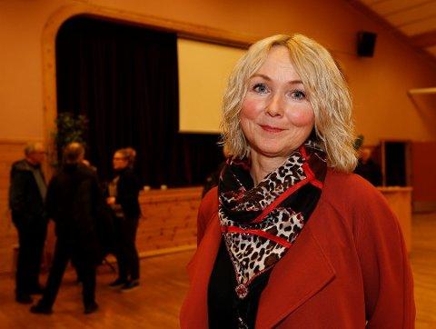 TA ET VALG: Gro Helleland i Lund KrF mener Norge må ta et valg om å evakuere de foreldreløse barna i Moria-leiren. Hun vil at kommunen viser sin støtte til arbeidet.