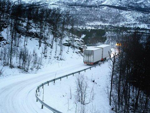 KAN MISTE LØYVE: Et av de største utenlansdske transportselskapene kan miste løyvet i Norge. (illustrasjonsfoto)