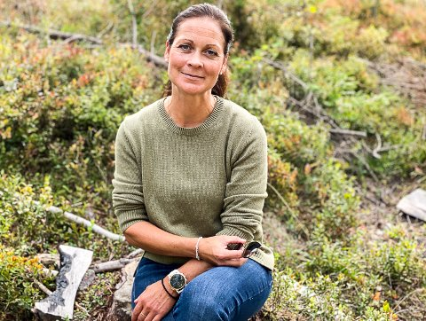 KONSTITUERT REKTOR: – Jeg gleder meg til å starte i ny jobb, sier Irene Uhlen Wærsted, som er ansatt som konstituert rektor ved Eggedal skole ut dette skoleåret.
