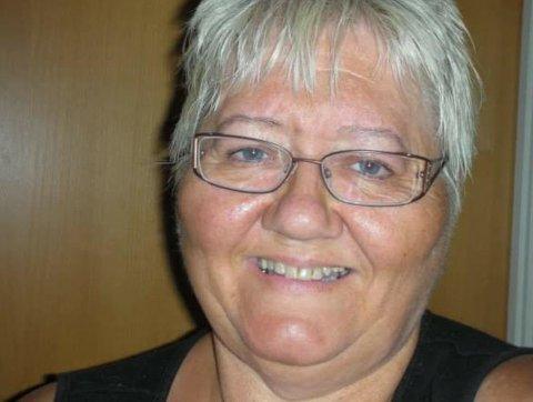 Lisbeth Margrethe Tangen var opprinnelig fra Vadsø, men har bodd mange år i Drammen.