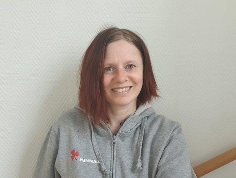 PROSJEKTLEDER: Bente Bostrøm i Drammen Sanitetsforening er prosjektleder for initiativet.