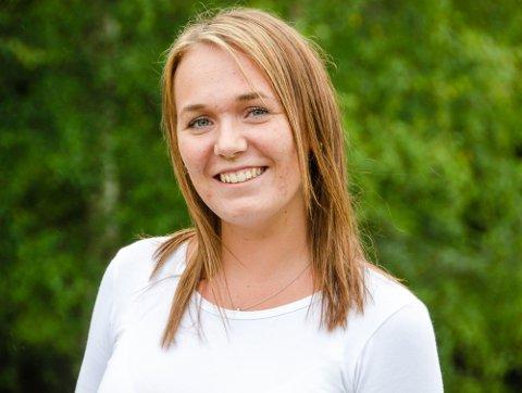 Helle Formo Hartz (23 år) fra Buskerud er valgt inn i det nye sentralstyret til 4H Norge.