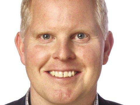 KAN BLI ORDFØRAR? Morten Andreas Hagen er politi av yrke, og no har han sagt ja til å toppe den aller første Kinn Høgre-lista til eit kommuneval.