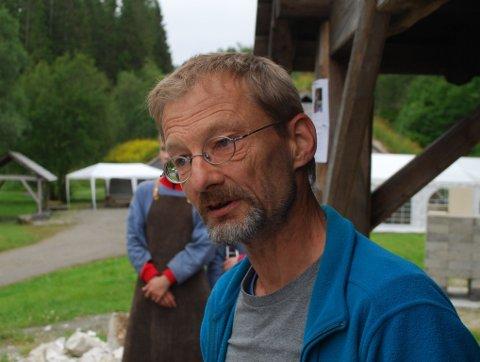 SEIER OPP: Per Storemyr likar ikkje omorganiseringa som skjer i Musea i Sogn og Fjordane. Han seier no opp i protest.