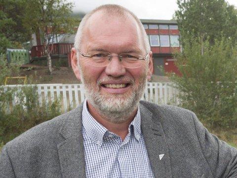 Fylket: Geir-Ketil Hansen har gode kontakter i fylkesrådet.