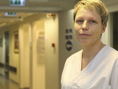 HOVEDTILLITSVALGT: Det planlegges ferie som normalt på tross av coronasituasjonen, forteller Vibeke Haukland