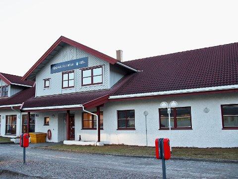 NYÅPNET: Kjøpsvik kulturhus og bibliotek åpnet i februar. 12 vil ha jobben som leder.
