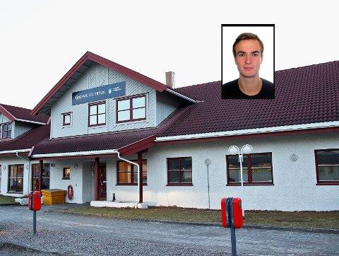 ANSATT: Narvik kommune ansatt Andras Horvath (24) som daglig leder i Kjøpsvik kulturhus. Han begynner i jobben 1. juni.
