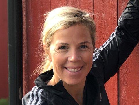 TRENER: Nå har du muligheten til å være med på trening og lystbetont aktivitet sammen med Anne Marte Sneve.