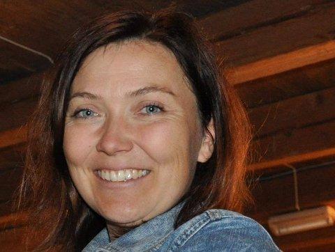 NY JOBB: Lillian Nyborg er ansatt som ny avdelingsdirektør ved Østfoldmuseene Halden historiske Samlinger etter Gaute Jacobsen.