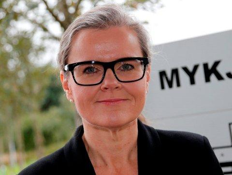 SKOLESJEF: Gjertrud Elise Røvær i Haugesund kommune.