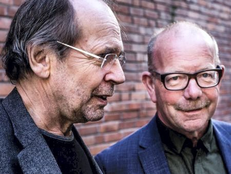 Kommer: Ole Paus & Jonas Fjeld er på turné og gjør konsert i Mosjøen kulturhus lørdag – hvis helsa holder. De to rustne herrene avløses av Cobra, The Drunken Sailors, Emma Band og TLQ. (Foto: Presse)