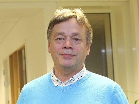 HASTEMØTE: Styreleder Fred Johnsen i Tana Sp opplyser at de har hatt hastemøte etter krav fra Samelista.
