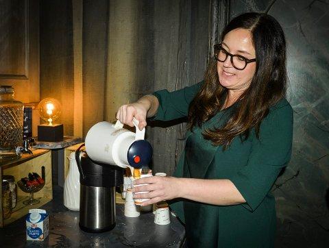 I RUTE: Daglig leder i Glogerfestspillene, Margit Åsarmoen, melder om godt forhåndssalg til festspillene 2020.