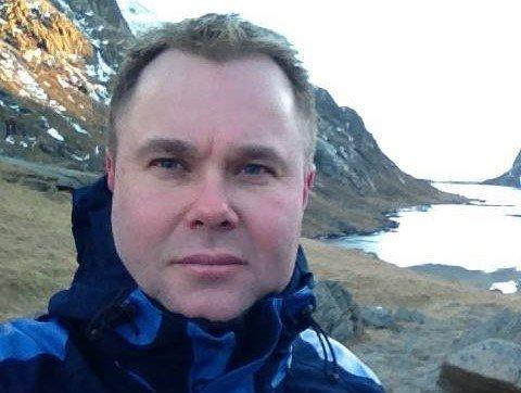 Eirik Johnsen.