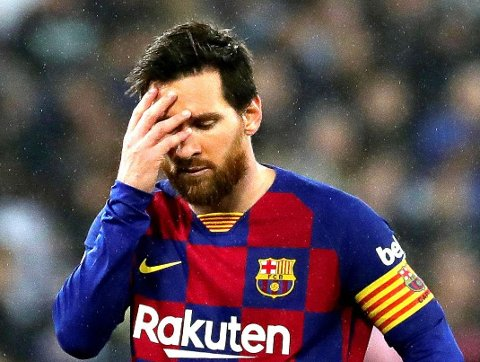 HVOR ENDER MESSI?: Lionel Messi er for tiden klubbløs.