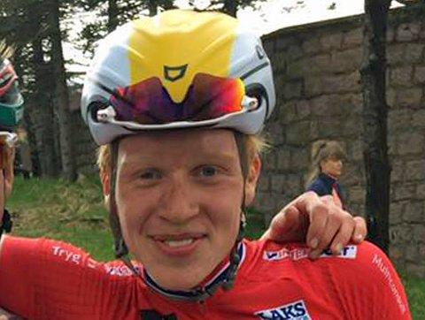 SYKKELESS: Andreas Leknessund fra Tromsø kommer hjem til Arctic Race of Norway, der han vil markere seg i Morgendagens Helter-rittet. Om en drøy måned er målet å sikre VM-gull i Bergen.