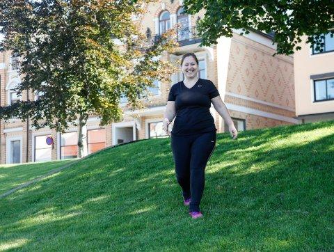 Raskere tilbake- ordningen hjalp Vibeke Nygård til å finne en ny retning i arbeidslivet. Nå driver hun Frisk i Grenland i Storgata 161.