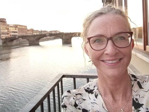 Gleder seg: Marianne Sandvik begynner som diakon i Rakkestad sokn 1.januar 2021.
