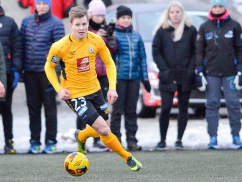 Alexander Iversen og Stålkam skal i aksjon på Kristi Himmelfartsdag mot Skjervøy.