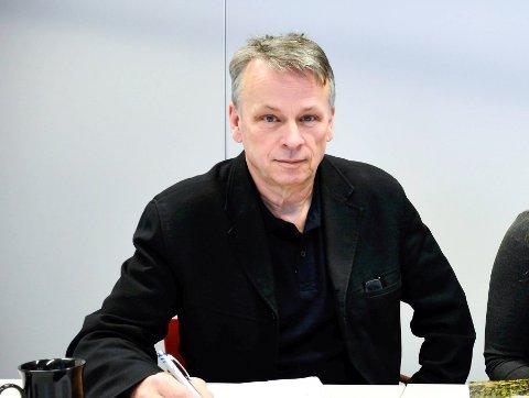 – Det er viktig for Nesna og regionen at hele infrastrukturen fortsatt blir intakt og kan brukes til det formålet det var bygd for, sier Arne Langset.