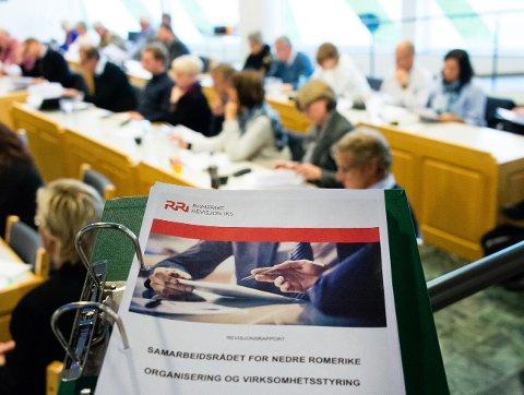 Beklager:  Revisjonsrapporten ble ikke gjort kjent før årsmøte i SNR i mai. Det burde den vært, vedgår flere ordførere.