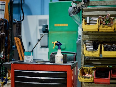 Hvert år blir en stor andel av norske arbeidstakere utsatt for kjemikalier.
