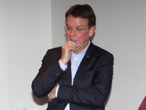 KJEM GODT MED: Dei positive rekneskapsresultata kjem godt med i tida framover, seier fylkesrådmann Rune Haugsdal.
