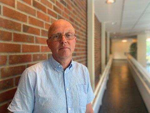TRIST SAK: Kommuneoverlege Frode Myklebust seier dei tek Fylkeslegen sin konklusjon på alvor.