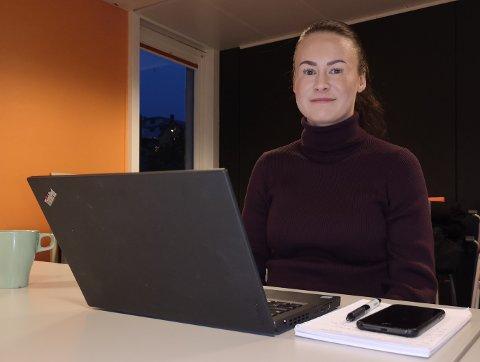 Siri Aarland i Vindel leder et prosjekt som har som mål å utvikle en nordmørsk klynge av selskaper som leverer ny teknologi til oppdrettsindustrien.