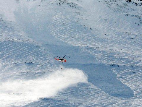 Onsdag er det meldt om ekstremt sto fare for snøskred i Trollheimen. – Unngå skredterreng, står det på yr.no sitt snøskredvarsel for Trollheimen.