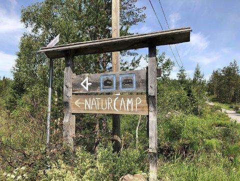Vei: Kilseveien i bakgrunnen, som blant annet fører til naturcampen på Ufsvatn, har elendig standard, mener hytteeieren. Illustrasjonsfoto