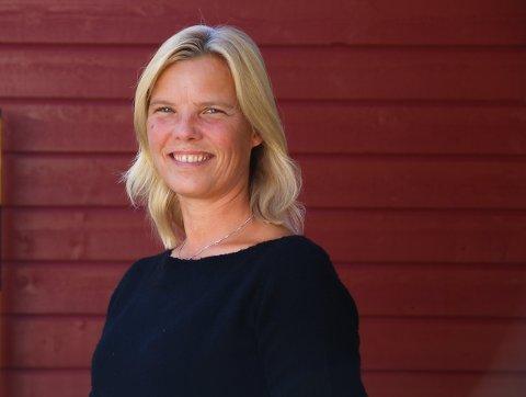 Brenner for barna: Berit Nylund Songedal startet som ny styrer i Lyngbakken barnehage på mandag. Hennes fokus er på å skape trygge og tillitsfulle småtasser. Foto: Marianne Stene