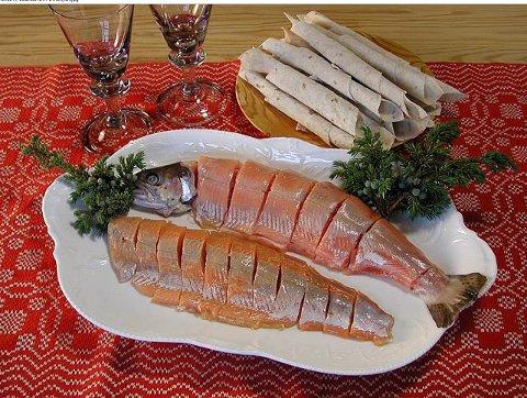 Rakfisk: Fra midten av november til andre uke i januar har Folkehelseinstituttet fått meldt 13 personer med listeriose. Åtte av pasientene har opplyst at de har spist rakfisk før de ble syke.