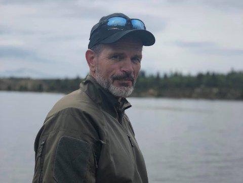 NOMINERT IGJEN: Vestbymannen Freddy Bolle (56) er igjen nominert til Forsvarets Veteranpris.