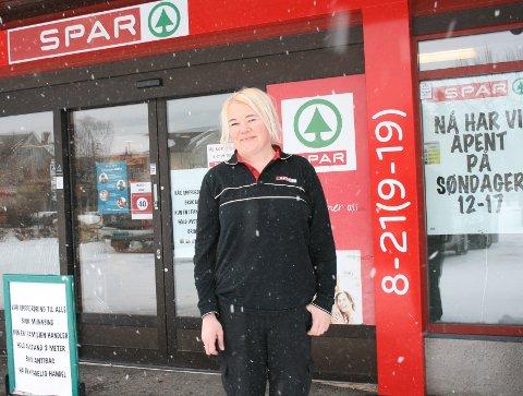 NY LEDER. Marit Ånsløkken ble leder et par måneder etter at Norge ble nedstengt.
